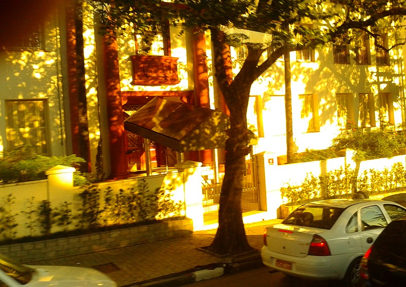 Foto do Colégio Francisca da Rua Cardeal