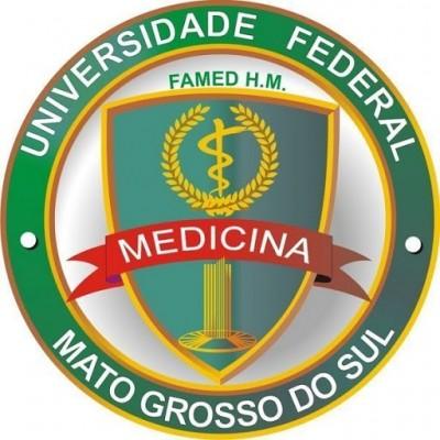 Logo do Curso de Medicina UFMS