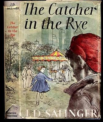 The Catcher In The Rye Livro De Jd Salinger Frases E