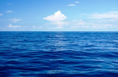 Um dos trechos mais poéticos do livro, quando fala-se do Mar