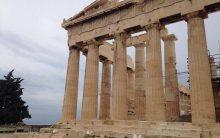 Passeando em Atenas – Diário de Viagem – Intercâmbio de Medicina